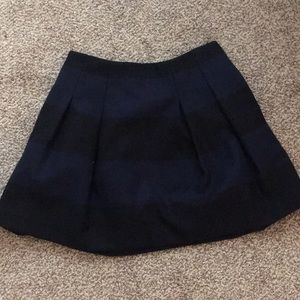 NWOT Madewell wool skirt